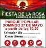 6a Festa de la rosa PSC