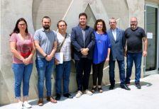 Els participants a la reunió de l'AMERC.