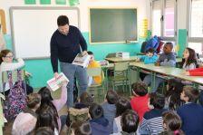 Alumnes de l'Escola Safa