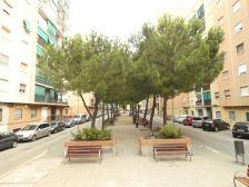La plaça de Catalunya.