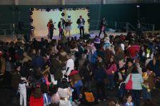 Un dels moments del Carnaval infantil.