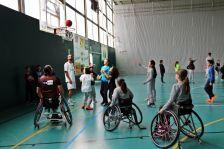 Jornada d'inclusió esportiva