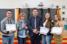 Premis treball de recerca Institut Marina