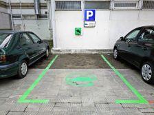 Punt recàrrega vehicles elèctrics