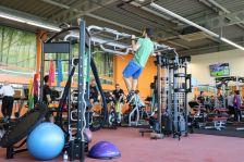 Nova zona fitness CEM el Turó