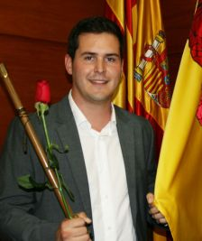 Óscar Sierra Gaona, alcalde de la Llagosta