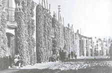 1936 Carrer del Carme - Carrer de Sant Pau
